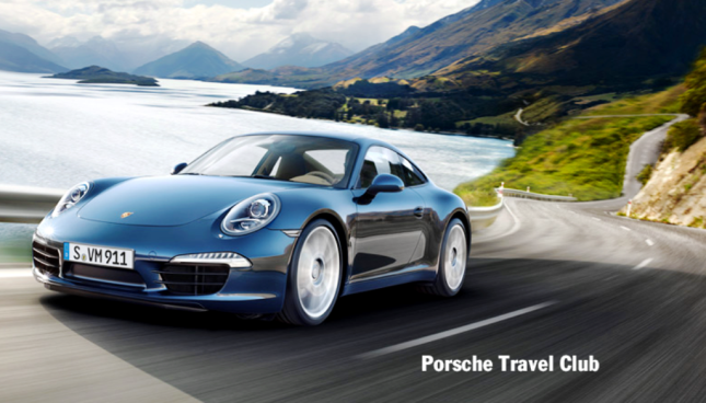 Porsche Travel Club