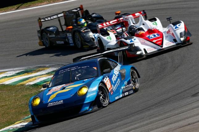 Porsche 911 GT3 RSR, Proton Competition, Christian Ried, Gianluca Roda, Paolo Ruberti