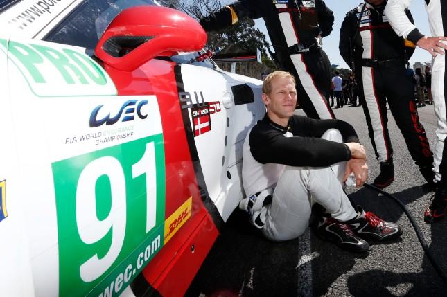 Joerg Bergmeister, Porsche AG Team Manthey