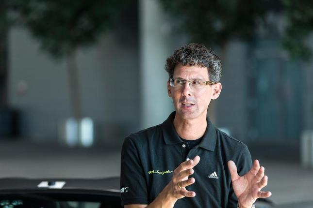 Dr. Frank Walliser, Overall 918 Spyder Project Manager