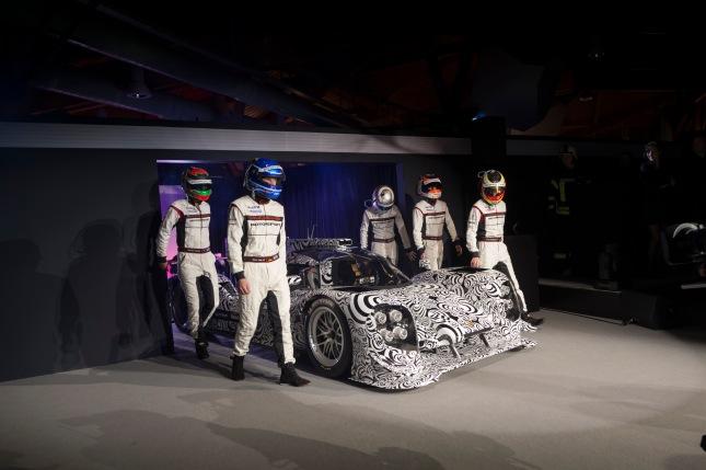Porsche 919 R Hybrid