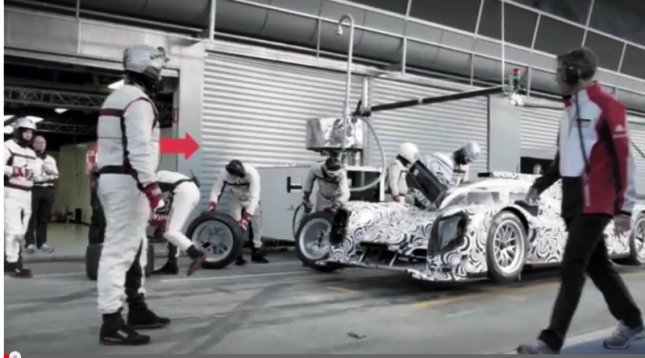 The LMP1 Regulations and Technology