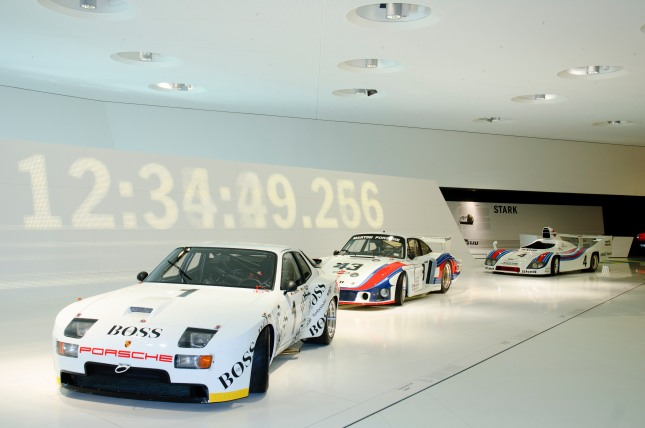 All 16 Porsche winners of Le Mans will be available as model cars in a scale of 1:43 in the shop of the Porsche Museum.
