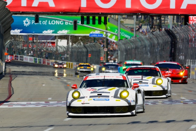 2014 Tudor USCC - Long Beach Grand Prix
