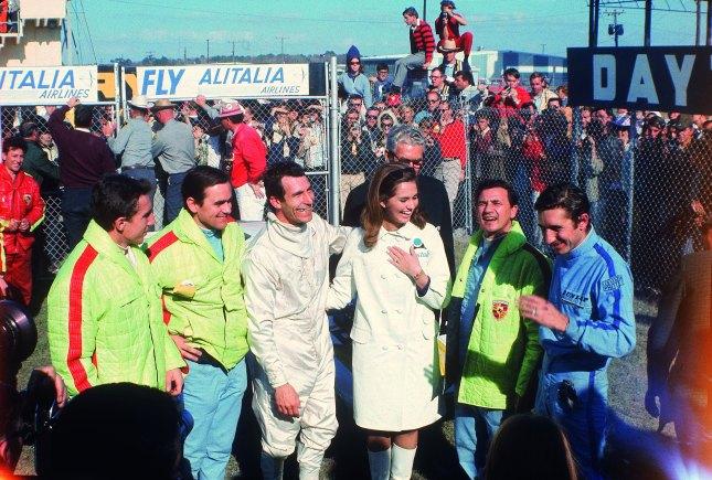 Porsche Factory Team 1968