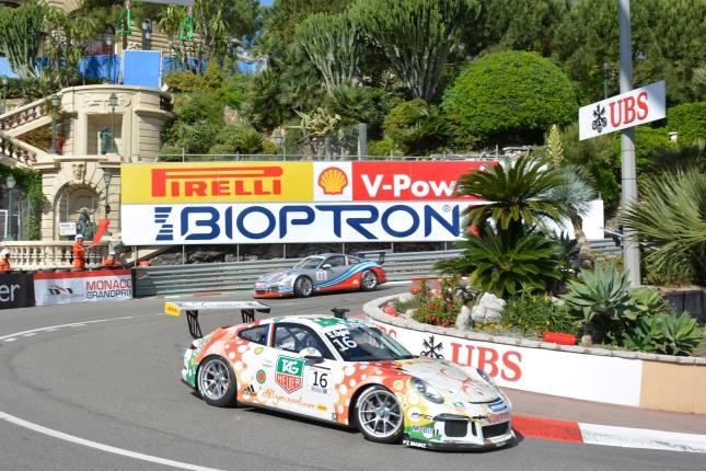 Sébastien Ogier (F), Sébastien Loeb (F) Porsche Mobil 1 Supercup  - Monaco 2013