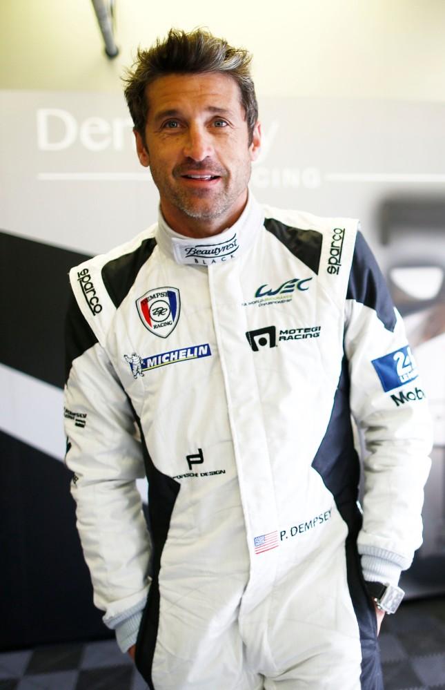 Dempsey racing Proton: Patrick Dempsey
