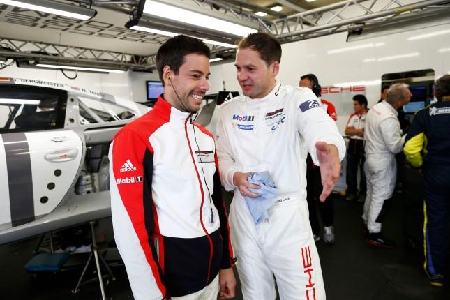 Porsche 911 RSR, Porsche Team Manthey: Richard Lietz,  Frederic Makowiecki