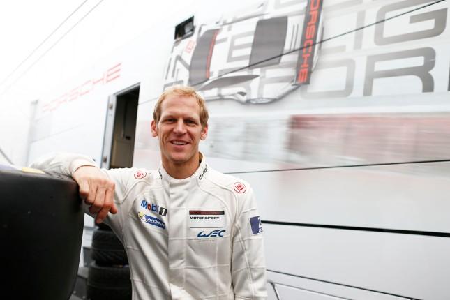 Porsche 911 RSR, Porsche Team Manthey: Joerg Bergmeister