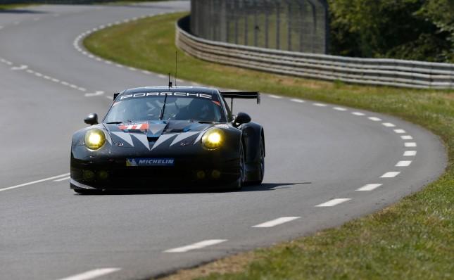 Dempsey racing Proton: Patrick Dempsey, Joe Foster