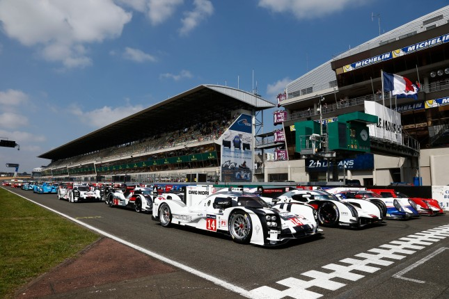 2014 Le Mans cars