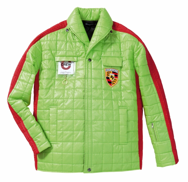 Factory Driver Jacket