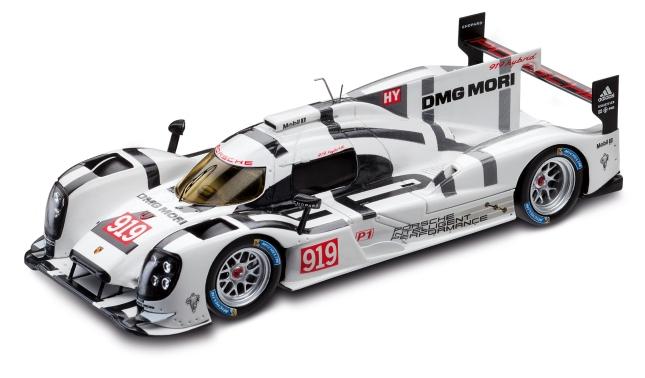 Model Car Porsche 919 Hybrid