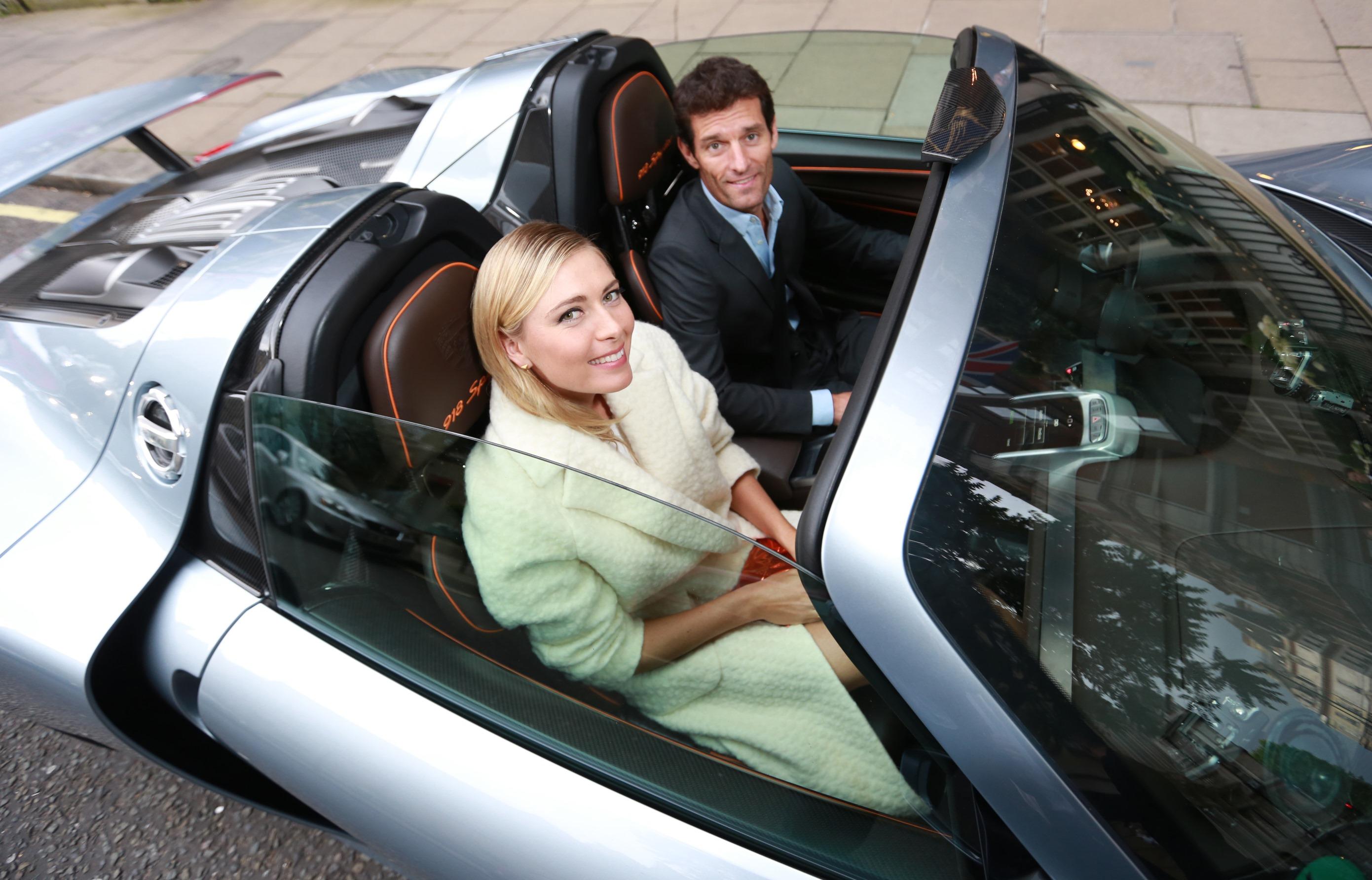 Chauffeur Driven Sports Cars