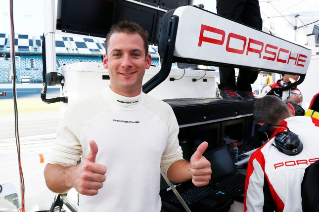 Porsche North America: Nick Tandy