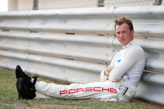 Porsche North America: Patrick Pilet