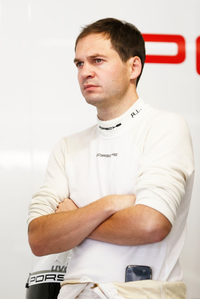 Porsche North America: Richard Lietz
