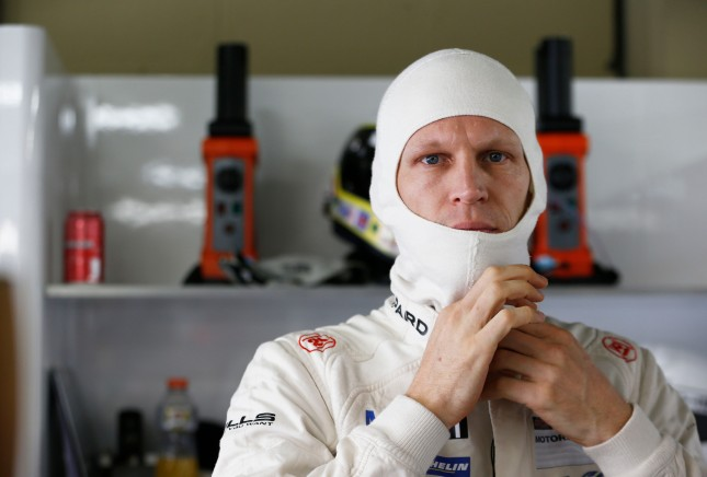 Porsche North America: Joerg Bergmeister