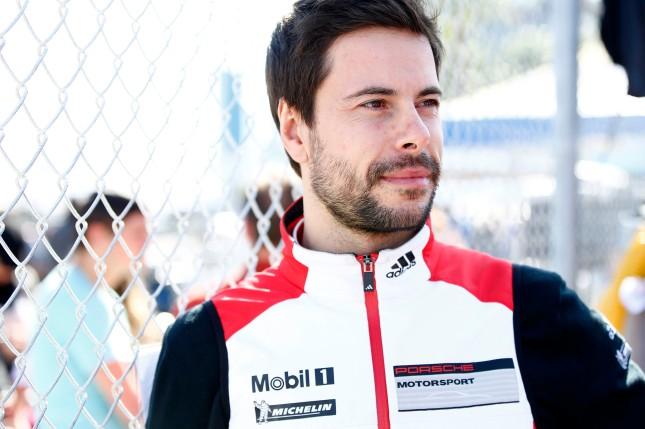 Porsche North America: Frédéric Makowiecki