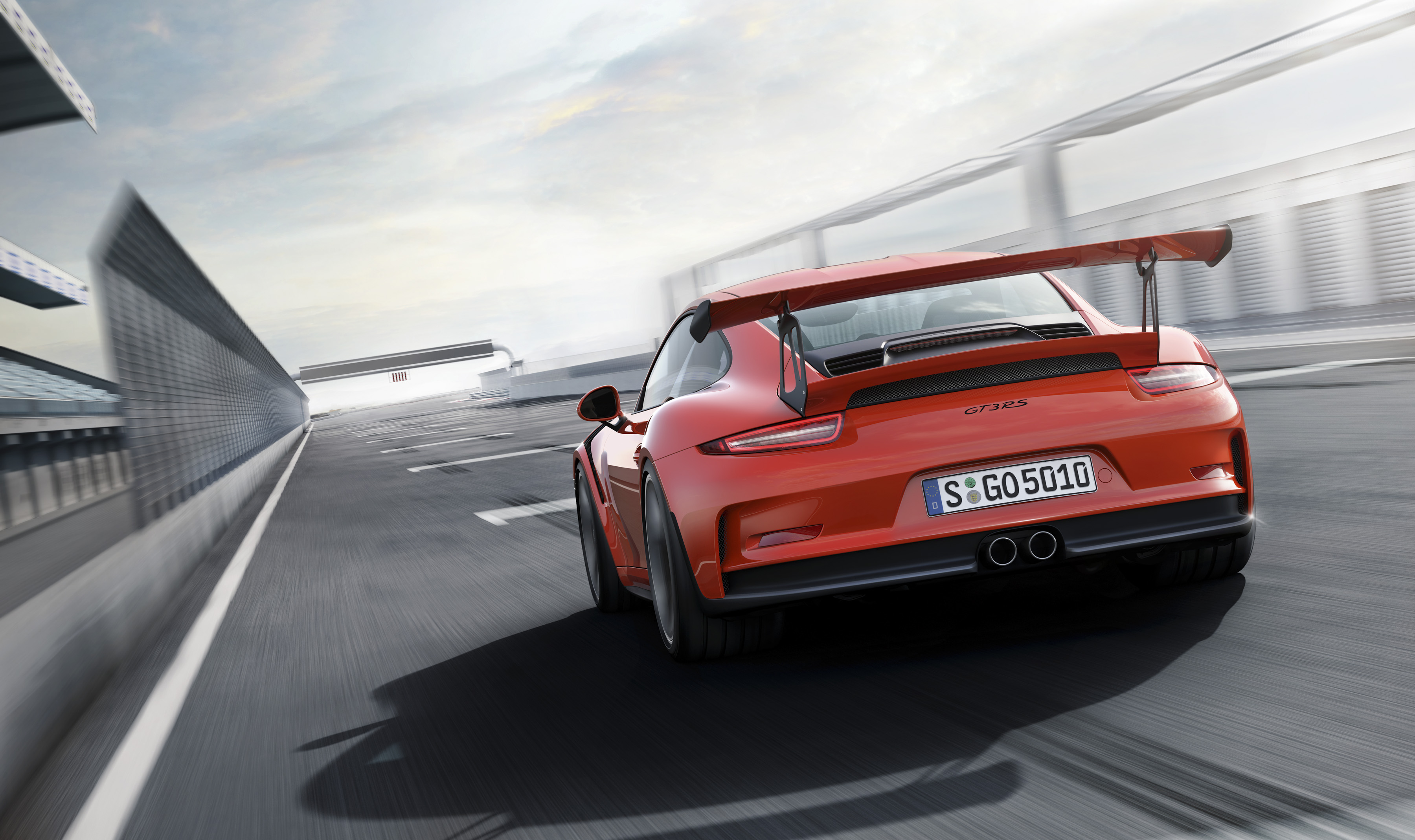 VIDEO New Porsche GT RS The Race Car For The Circuit - Gb sports cars zero