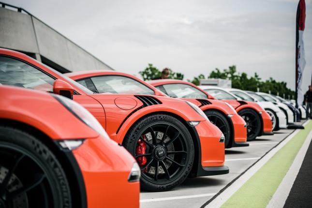 Video Porsche Sport Driving School in Leipzig …You win