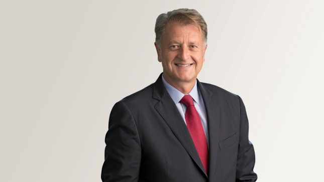 Detlev von Platen (51) who will be a member of the Porsche Executive Board for Sales and Marketing