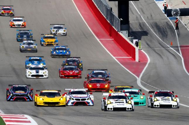 Porsche 911 RSR ie 2016 in the USA Porsche 911 RSR, Porsche North America: Patrick Pilet, Nick Tandy, Porsche North America: Joerg Bergmeister, Earl Bamber